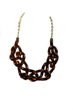 Black Climb Necklace