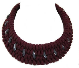Maroon Tribal Necklace