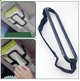 clip para asiento trasero del auto y de la visera de sol  para  caja de papel