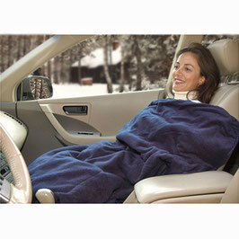 12V manta climatizada para carro