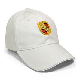 gorra porche oficial  blanca