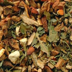 Grüner Ingwer (ohne Zusatz von Aroma)
