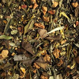 Weisser Tee Holunderblüte-Pfirsich