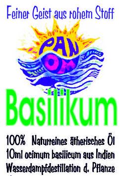 Basilikumöl 10ml