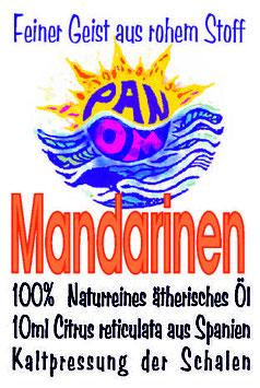 Mandarinenöl 10ml