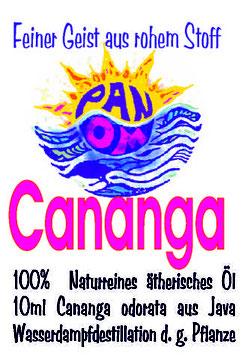 Canangaöl 10ml