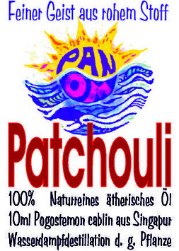 Patchouliöl 10ml