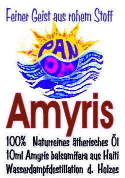 Amyrisöl 10ml
