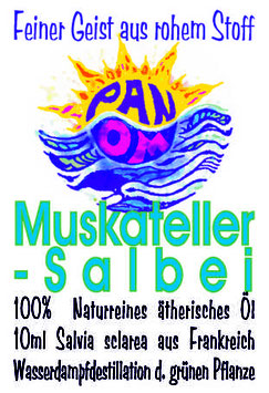 MuskatellerSalbei 10ml