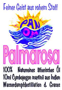 Palmarosaöl 10ml