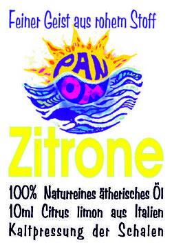 Zitronenöl 10ml