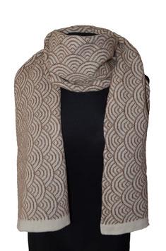 Reine Wolle- breitere Schals