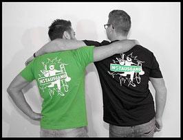 T-Shirt - NOTAUSGANG - MEN - Grün