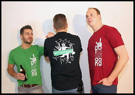 T-Shirt - NOTAUSGANG - MEN - Rot