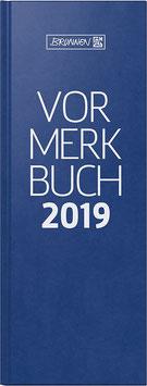 Modell 786 11x29,7cm Balacron-Einband Blau - Brunnen Vormerkbuch 2021