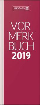 Modell 785 11x29,7cm Deckenband Rot - Brunnen Vormerkbuch 2022