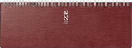 septant 30,5x10,5cm Schaumfolien-Einband Catana Bordeaux Modell 36132 - Rido Querterminer 2022