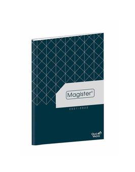 Magister 21x27cm Kalender-Einlage bedruckt - Quo Vadis Lehererkalender 2021/2022