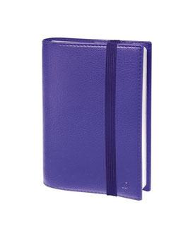 H 24/24 16x24cm Medium Violett - Quo Vadis Kalender 2022