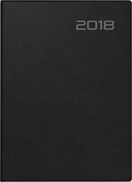 Technik III 10x14cm Balacron-Einband Schwarz Modell 18243 - Rido Taschenkalender 2020