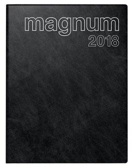 Magnum 18,3x24cm Schaumfolien-Einband Catana Schwarz Modell 27042 - Rido Buchkalender 2022