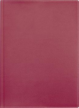 Modell 796 14,8x20,5cm Kunstleder-Einband Rot - Brunnen Buchkalender 2022