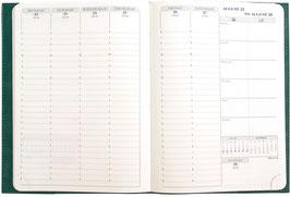 Visuael 15x21cm Fall Braun - Exacompta Kalender 2022