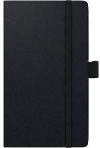 Modell 756 Kompagnon 8,7x15,3cm Baladek-Einband Schwarz - Brunnen Taschenkalender 2020
