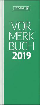 Modell 785 11x29,7cm Deckenband Grün - Brunnen Vormerkbuch 2022