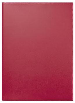 Modell 781 21x29,7cm Kunstleder Cassandra Rot - Brunnen Buchkalender 2022