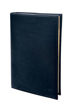Italnote 8,8x17cm Montebello Marineblau - Quo Vadis Kalender 2022