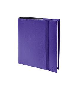 Time & Life 16x16cm Medium Violett - Quo Vadis Kalender 2022