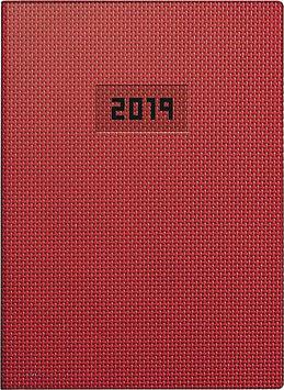 Modell 796 14,8x20,5cm Struktur-Einband Schwarz -Brunnen Buchkalender 2020