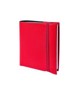 Executif 16x16cm Medium Rot - Quo Vadis Kalender 2022