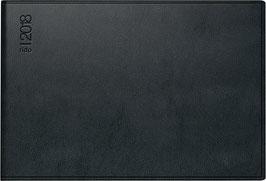 Septimus 15,2x10,2cm Kunststoff-Einband Skivertex Schwarz Modell 17523 - Rido Taschenkalender 2021