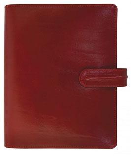 Exatime 17 Timer 10,5x17,2cm Napoli Rot - Exacompta Kalender 2020
