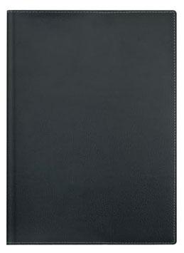 Modell 796 14,8x20,5cm Kunstleder-Einband Schwarz - Brunnen Buchkalender 2022