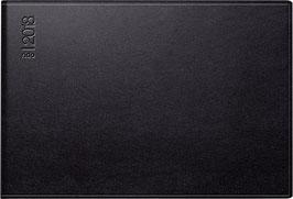 Septimus 15,2x10,2cm Kunstleder-Einband Gratello Schwarz Modell 17564 -Rido Taschenkalender 2020