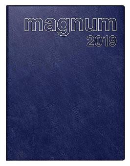Magnum 18,3x24cm Schaumfolien-Einband Catana Dunkelblau - Rido Buchkalender 2022