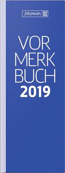 Modell 784 11x29,7cm Deckenband Blau - Brunnen Vormerkbuch 2021