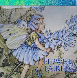FF-137  Memo Pad Square「The Chicory Fairy」