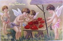 SMPC 45-8436b「St. Valentine's day」