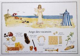 ANPC「Ange des Vacances」*45-AN4