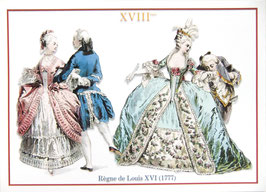 CAPC 「Regne de Louis XVI  1777」F30