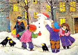 LukaPC *9LAG-1811「雪だるま作り」-14