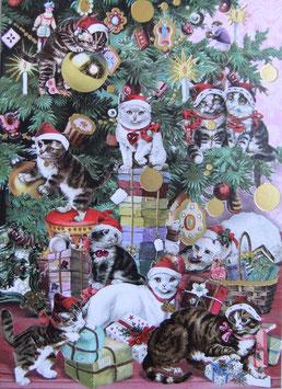 X'masC GCX783「Tree Cat's」