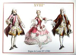 CAPC 「Regne de Louis XV 1740」F31