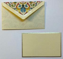 01-1402 Florentia   封筒&カードセットBOX