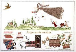 ANPC「Ange-Anniversaires」*45-AN15