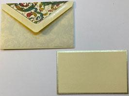01-1408 Signoria   封筒&カードセットBOX